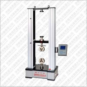遵化市DW-200合金焊条抗拉强度试验机